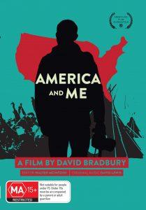 America & Me poster